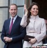 William & Kate Visit The Cambridge City Center
