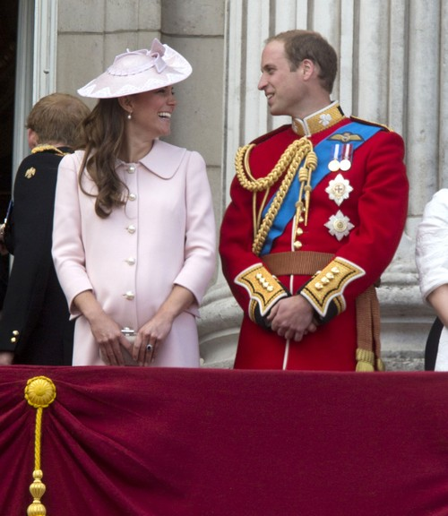 Prince William Assisting Kate Middleton's Baby Delivery - Labor Coach and Royal Father!
