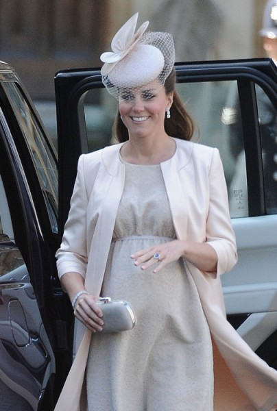 Kate Middleton Knows She's Having A Girl, Says Uncle Gary Goldsmith 0716