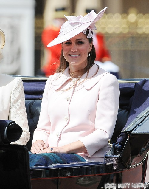 Kate Middleton Baby Ready - Almost Attended Coronation Dance And Music Festival!