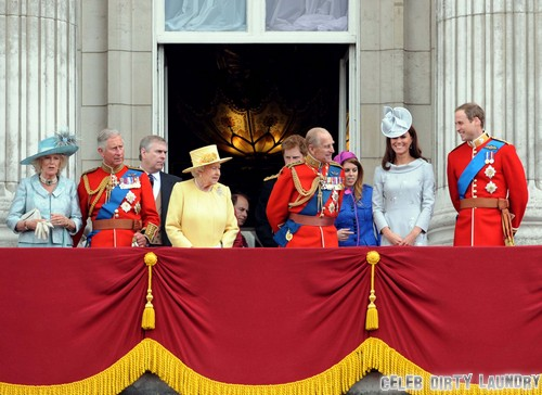 Kate Middleton and Prince William Battle Prince Charles and Evil Camilla Parker-Bowles as Queen Elizabeth Prepares To Resign