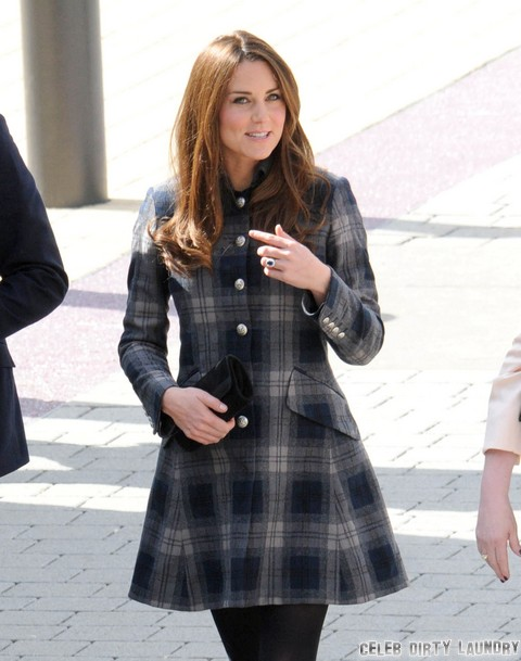 Kate Middleton Birth Induced Like Princess Diana's With Prince William?