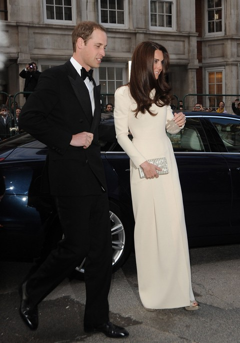 Kate Middleton and Prince William Order Bomb Proof Car Seats and Gas Masks For Baby
