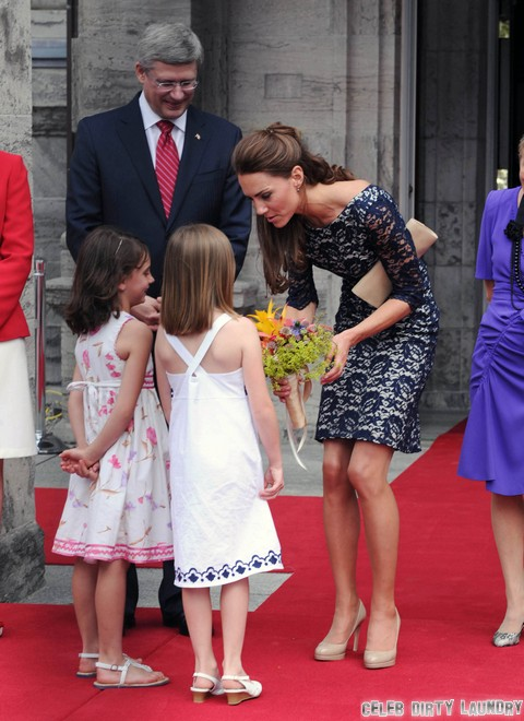 Kate Middleton And Prince William Help Child Cancer Victim - Call Monthly
