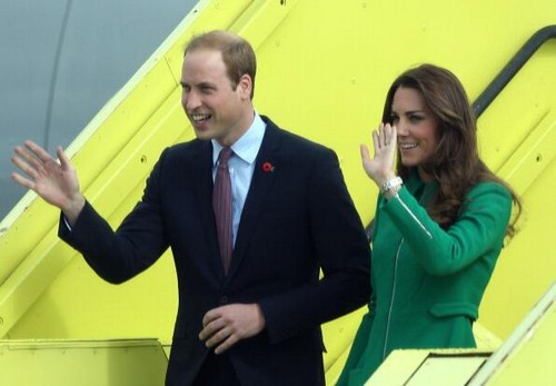 Kate Middleton and Son Prince George Have Convict Blood - Related To Australian Sheep-Stealing Penal Colony Prisoner!