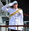 Prince Harry At The International Fleet Review