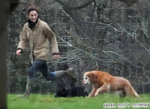 Did Kate Middleton Call Her Baby Daughter A Dog?