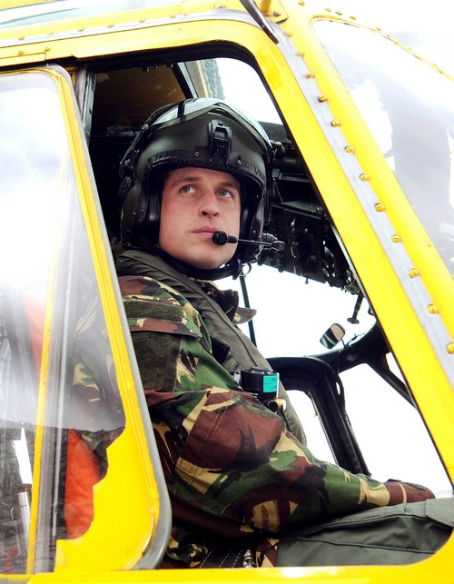 Kate Middleton's Due Date Arrives While Prince William Is Off On Helicopter Duty