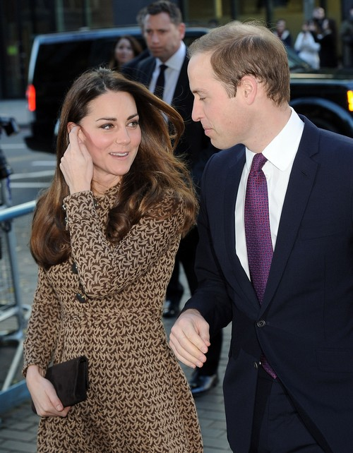 Kate Middleton Fashion Trendsetter - Tops E-Score Survey and Beats Victoria Beckham and Gwen Stefani