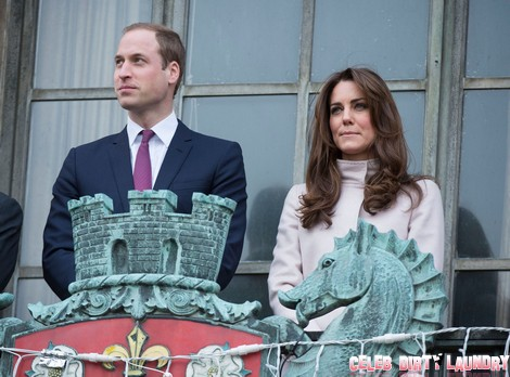Kate Middleton Fears For Baby's Safety – Prince William Plans Move Into Princess Diana's Kensington Palace