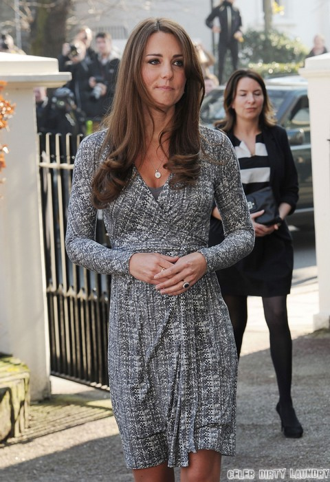 Camilla Parker-Bowles Says Kate Middleton Is Not Really Pregnant (Photos)