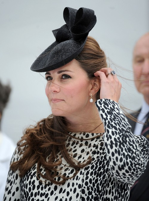 After waiting for what seems like forever, we've just heard word that Kate Middleton is in labor - it's official. We're sure the royal family is ecstatic as they await