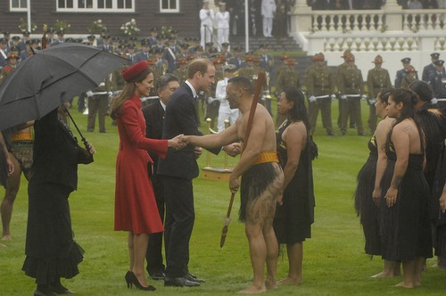 Kate Middleton Honors Princess Diana And Disses Camilla Parker-Bowles in New Zealand?