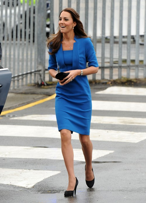 Kate Middleton Pregnant With Baby Number: Starving Herself Thin?