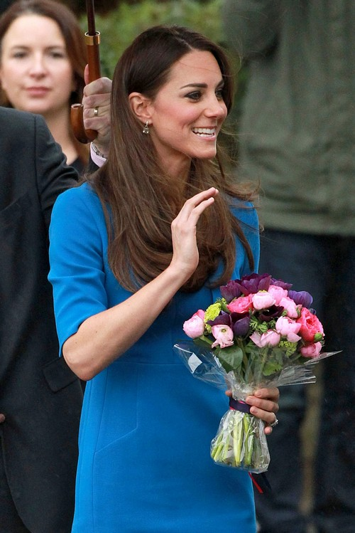 Kate Middleton Pregnant: Second Child Pregnancy Confirmed By Clarence House! (PHOTOS)
