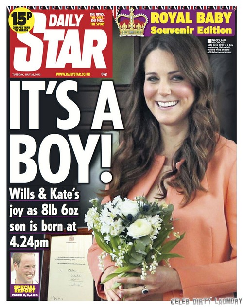 Kate Middleton's Push Present From Prince William - What Is It?