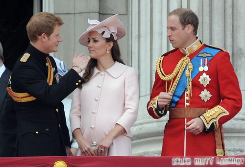 Kate Middleton Causes Prince William and Prince Harry Fight: Harry Blames Kate For Cressida Bonas Break-Up (PHOTOS)