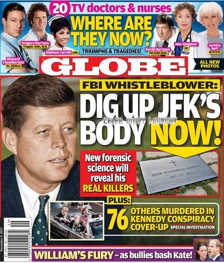 GLOBE: Kate Middleton Bullied - Prince William Fumes! (PHOTO)