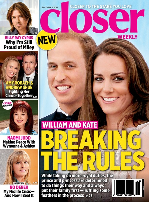 Prince William And Kate Middleton Think of Princess Diana and Fight Royal Tradition (PHOTO)