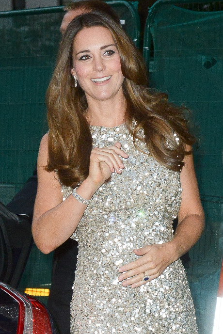 Kate Middleton & Prince William Step Out For Charity -- SEE Kate at Official Event Since Prince George Birth (PHOTOS)