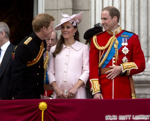 Kate Middleton and Baby Bump Make Final Appearance Before Royal Birth! (PHOTOS)