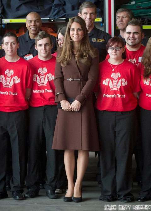Kate Middleton Goes On A Maternity Shopping Spree at Seraphine