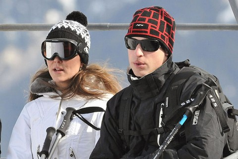 Kate Middleton on ANOTHER Holiday in Switzerland – CDL Called It!