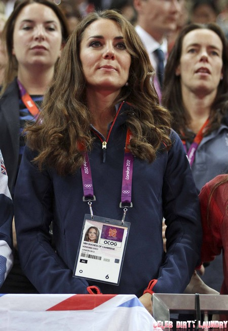 Kate Middleton Snubbed By Iranian Athlete At Paralympics