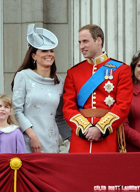 Kate Middleton and Mother Carole Stalked Prince William Relentlessly From The Beginning