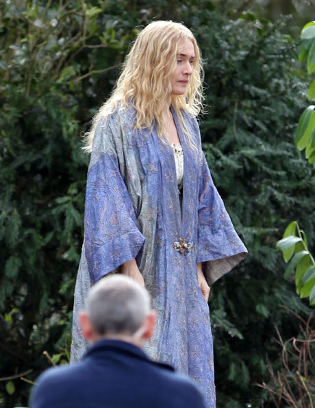 Kate Winslet Pregnant: First Child with Husband Ned Rocknroll! Will Baby Have Ridiculous First Name?