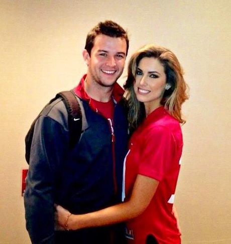 AJ McCarron Forces Girlfriend Miss Alabama USA Katherine Webb to Cancel Media Appearances - Jealousy Ripping them Apart?