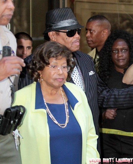 Michael Jackson Wrongful Death Lawsuit By Greedy Katherine Jackson Dismissed By California Court