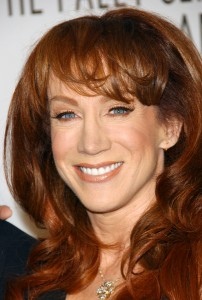 Kathy Griffin Defends Bristol Palin Weight Joke
