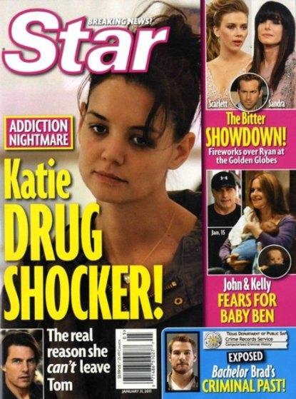Katie Holmes Sues Star Magazine For $50 Million!