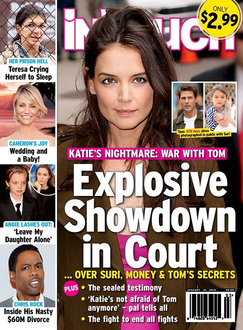 Tom Cruise, Katie Holmes Explosive Courtroom Showdown: Battle Over Suri, Money, And Tom's Endless Secrets! (PHOTO)