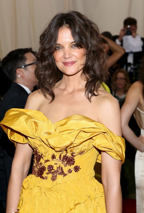 Katie Holmes and Lena Dunham To Collaborate - Katie's Career Needs Help