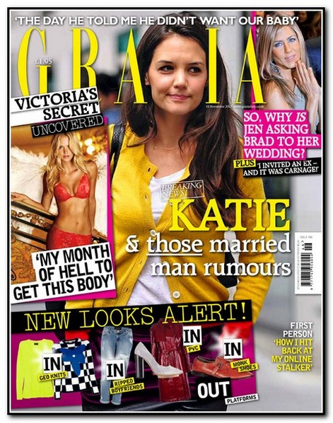 Katie Holmes Affair With a Married Man (Photo)
