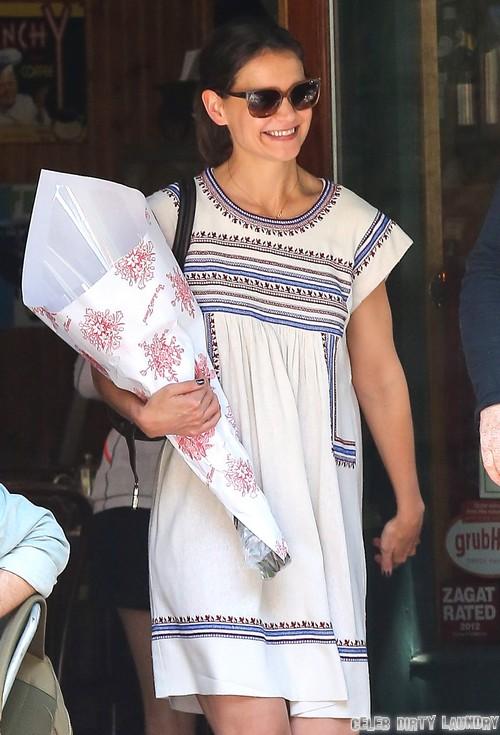 Katie Holmes Pregnant Soon With New Boyfriend, Luke Kirby - That's The Plan!