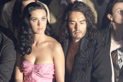 Russell Brand & Katy Perry Want To Do A Sex Tape