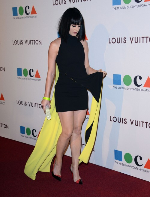 MOCA's 35th Anniversary Gala Presented By Louis Vuitton