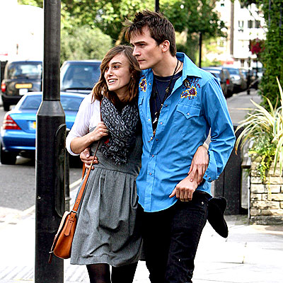 Keira Knightley and Rupert Friend Split!