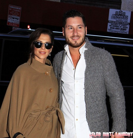 DWTS Kelly Monaco and Val Chmerkovskiy A Couple? – See Intimate Photo of the two Snapped in NYC