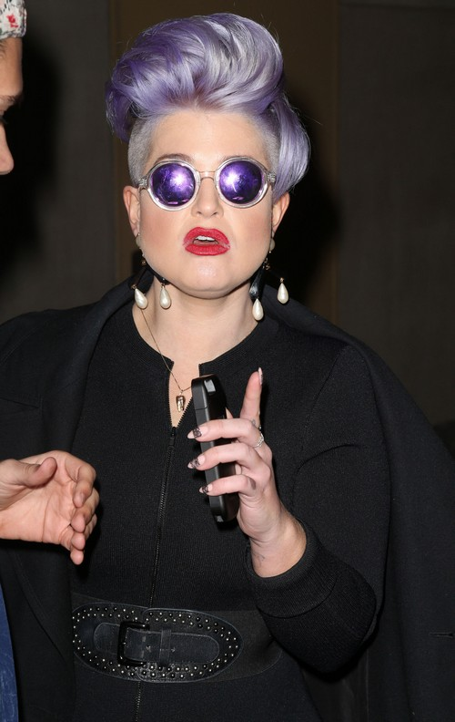 Kelly Osbourne Drunk and Relapsing - Report