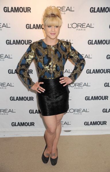 Kelly Osbourne The New Face of Madonna's Material Girl Fashion Brand?