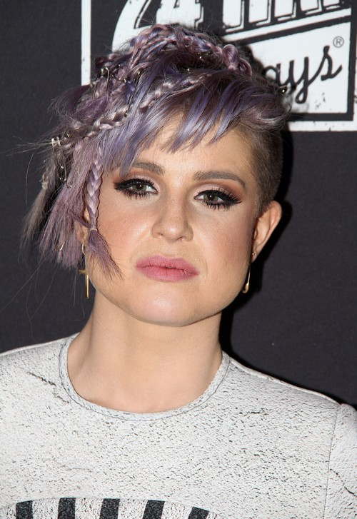 Kelly Osbourne Dating Ricki Hall - New Boyfriend English Model and Bad Boy - Downward Spiral?