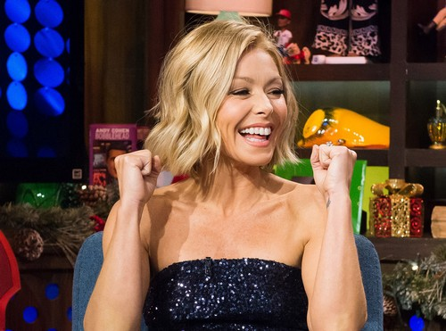 Kelly Ripa Demands Anderson Cooper Replace Michael Strahan on Live! - The Armadillo Incident Explained