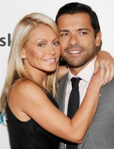 Kelly Ripa Worries Her Hot Husband Mark Consuelos is Hooking Up With Alpha House Costar Yara Martinez after Orgasm Comment (VIDEO)