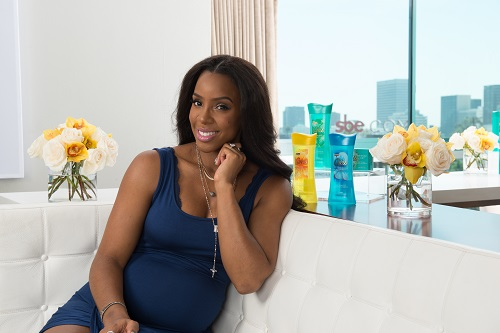 Kelly Rowland Talks About Pregnancy, Dishes Beauty Advice As Caress' Newest Fabulista! - CDL Exclusive Interview