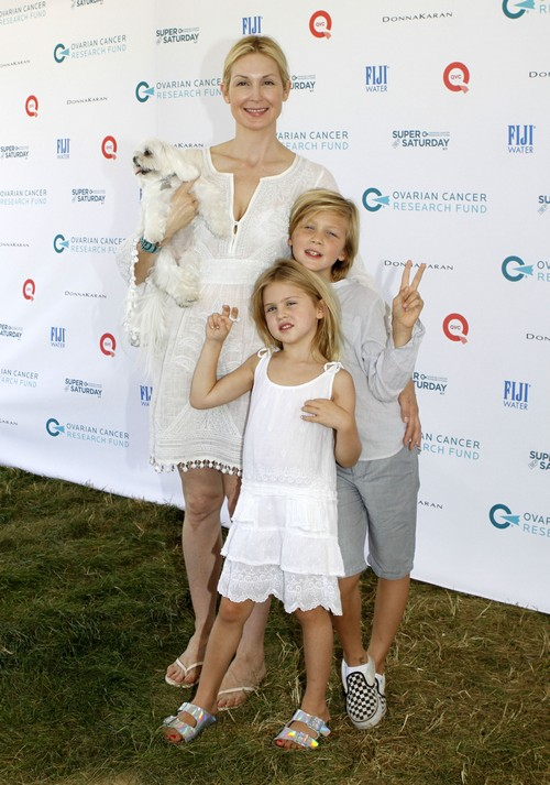 Kelly Rutherford's Kids Better Off Living With Ex Husband Daniel Giersch in Monaco