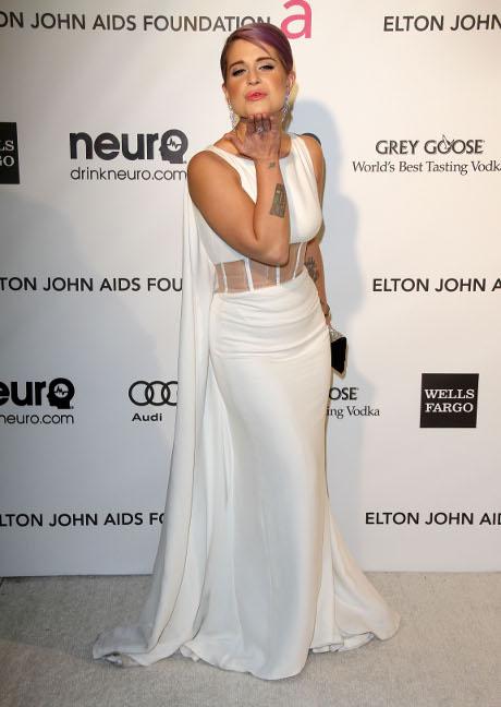 Kelly Osbourne Hospitalized After Violent Thirty-Second Seizure!